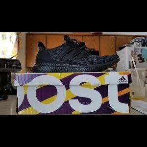 Adidas Ultraboost 4.0 Triple Black Men's Size 8.5